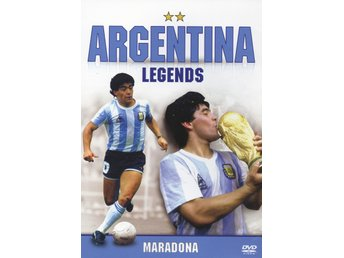 Football legends: Maradona (DVD)