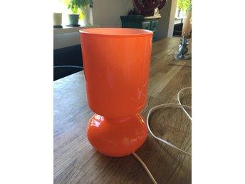 Ikea lampa lykta orange (404006504) ᐈ Köp på Tradera
