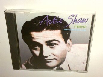 Artie Shaw - Stardust and other swing jazz