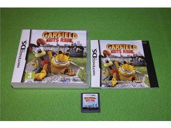 Garfield Gets Real Nintendo DS - Ekerö - Garfield Gets Real Nintendo DS - Ekerö