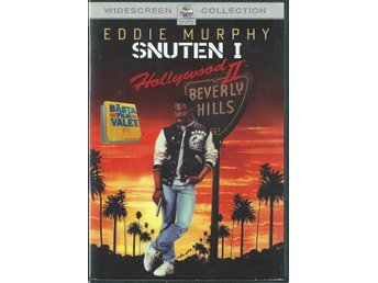 SNUTEN I HOLLYWOOD II - EDDIE MURPHY ( SVENSKT  TEXT)
