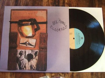 NEIL YOUNG & THE RESTLESS / Eldorado (Mini Lp 1989 - Nypress)