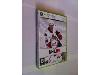 Xbox 360: EA Sports - NHL 09 (2009) - Svensksåld