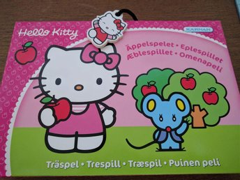 Hello Kitty - Äppelspelet