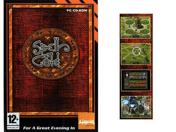 Spells of Gold - Fantasy Trade SIM /PC spel / NYTT inplastat