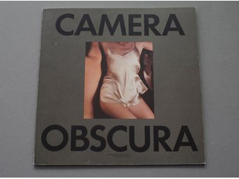 Fotobok Camera Obscura 1982 William Klein, Christer Strömholm, Ulf Rollof m.fl