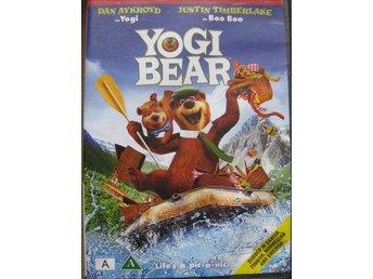 DVD film barn filmer - Yogo Bear - Dan Aykroyd - Justin Timberlake - Uddevalla - DVD film barn filmer - Yogo Bear - Dan Aykroyd - Justin Timberlake - Uddevalla