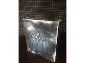 World of Warcraft Wrath of the Litch King Collectors Edition NY/INPLASTAD