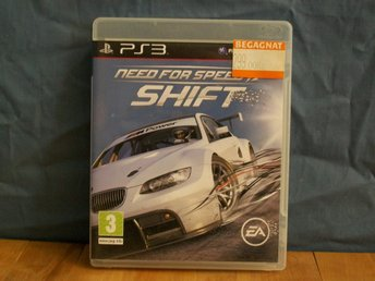 Playstation 3 Need For Speed Shift