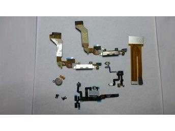 iPhone 4S reservdelar - Kungsbacka - iPhone 4S reservdelar - Kungsbacka