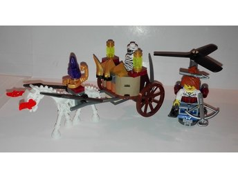 "LEGO Monster Fighters ""The Mummy"""