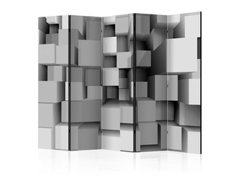 Rumsavdelare - Geometric Puzzle II Room Dividers 225x172