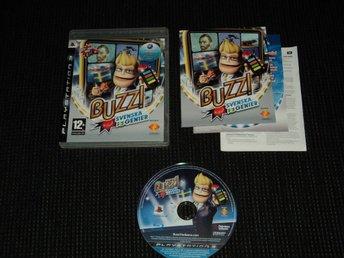 Buzz kommer till ps3