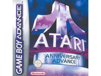 Atari Anniversary Advance - Gameboy Advance
