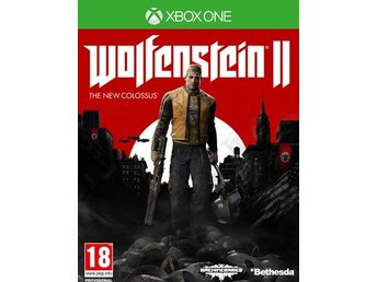 Wolfenstein II / The new Colossus (XBOXONE)