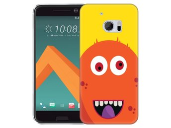 HTC 10 Skal Orange Monster