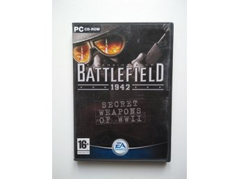 Battlefield 1942, PC spel. Expansion.