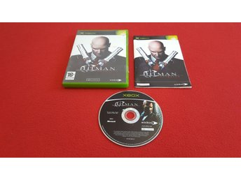 HITMAN CONTRACTS till Xbox