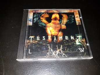 Testament - Low (Thrash Metal, 1994)