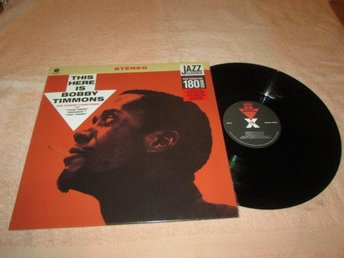 BOBBY TIMMONS   THIS HERE IS