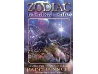 Zodiac Reading Cards 9781925429251