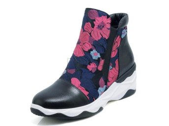 Dam Boots Shoes Women Slip On Winter Snow Botas Black 37