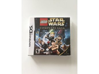 NINTENDO DS - LEGO STAR WARS THE COMPLETE SAGA -