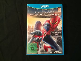 The Amazing Spider-Man (Wii U) Ultimate Edition