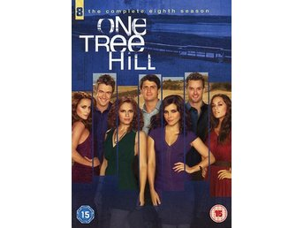 One Tree Hill / Säsong 8 (5 DVD)