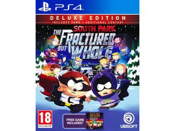 South Park Fractured Deluxe Edition
