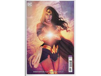 Wonder Woman 5th Series # 58 Variant Cover A NM Ny Import