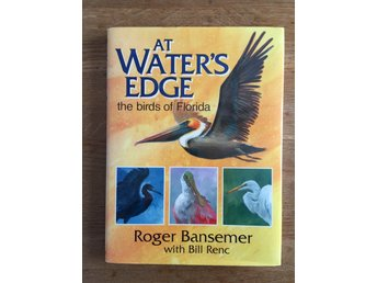 At Water's Edge - the birds of Florida