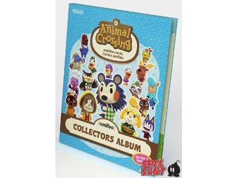 Animal Crossing Amiibo Cards Collectors Album (Series 3)