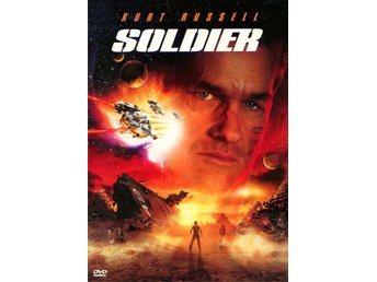 Soldier (1988) Paul Andersson med Kurt Russell, Jason Scott Lee