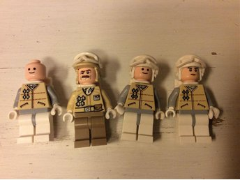 LEGO Star Wars Minifigurer, Hoth Rebels