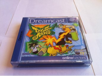 Dreamcast: Jet Set Radio