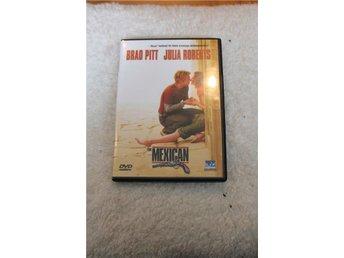 DVD - The mexican - Oskarshamn - DVD - The mexican - Oskarshamn