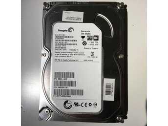 Snabb 250GB Seagate Barracuda ST250DM000 16MB