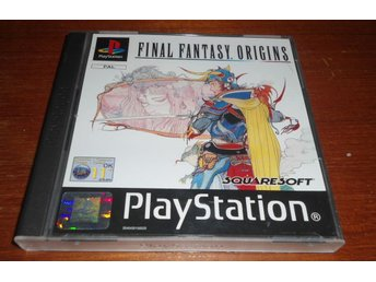 Final Fantasy Origins - PS1 / Playstation 1
