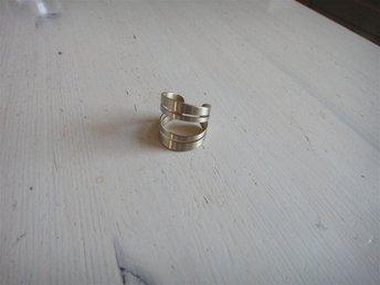 Dyrberg Kern ring, IV, RIFFA, förgylld, oanvänt - Kastrup - Dyrberg Kern ring, IV, RIFFA, förgylld, oanvänt - Kastrup