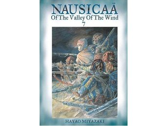 Hayao Miyazaki   NAUSICAÄ of the Valley of the Wind, Vol. 7 (paperback)
