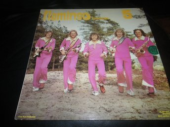flamingokvintetten 5 lp