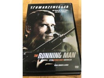 The running man DVD - Göteborg - The running man DVD - Göteborg