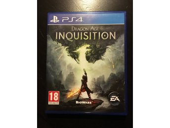 Dragon Age Inquisition till Playstation 4
