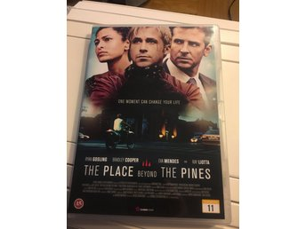 The Place Beyond The Pines, DVD - Malmö - The Place Beyond The Pines, DVD - Malmö