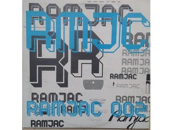 Ramjac title* 002* Lounge Club, Broken Beat, Future Jazz*  12-EP SWE