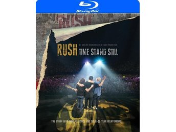 Rush: Time stand still - The story of a band (Blu-ray)