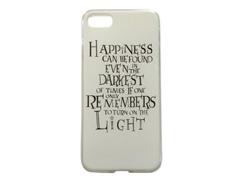 iPhone 6 PLUS /6s PLUS Happiness can be found - Harry Potter
