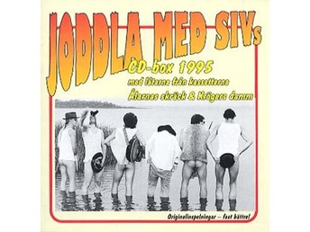 Joddla Med Siv: CD-box 1995 (2 CD)