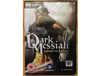 Dark Messiah: Might and Magic (PC NY!)